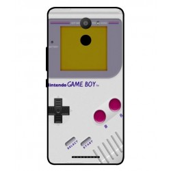 BQ Aquaris U Plus Game Boy Cover