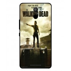 BQ Aquaris U Plus Walking Dead Cover