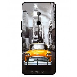 HTC U11 Eyes New York Taxi Cover