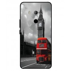 HTC U11 Eyes London Style Cover