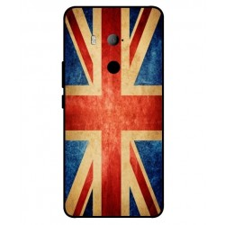 HTC U11 Eyes Vintage UK Case