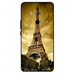 HTC U11 Eyes Eiffel Tower Case