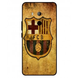 HTC U11 Eyes FC Barcelona case