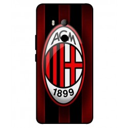 HTC U11 Eyes AC Milan Cover