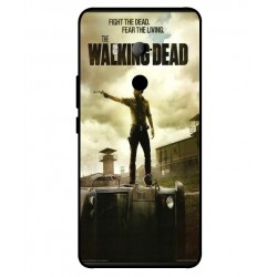HTC U11 Eyes Walking Dead Cover