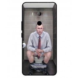 HTC U11 Eyes Vladimir Putin On The Toilet Cover
