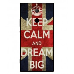 Carcasa Keep Calm And Dream Big Para Sony Xperia XA2 Ultra