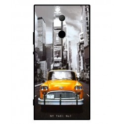 Sony Xperia XA2 Ultra New York Taxi Cover