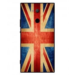 Funda Vintage UK Para Sony Xperia XA2 Ultra