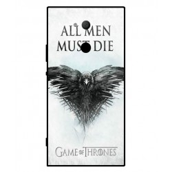 Funda All Men Must Die Para Sony Xperia XA2 Ultra