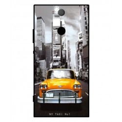 Sony Xperia XA2 New York Taxi Cover