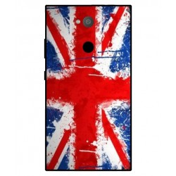 Sony Xperia L2 UK Brush Cover