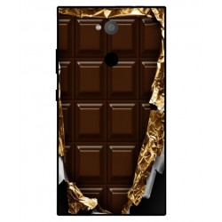Sony Xperia L2 I Love Chocolate Cover