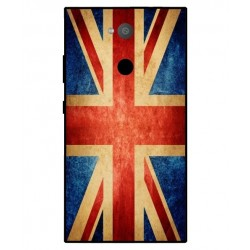 Sony Xperia L2 Vintage UK Case