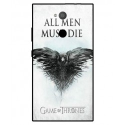 Sony Xperia L2 All Men Must Die Cover