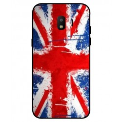 Coque UK Brush Pour Samsung Galaxy J2 Pro 2018