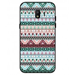 Coque Broderie Mexicaine Pour Samsung Galaxy J2 Pro 2018