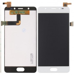 White Wiko View Prime Complete Replacement Screen