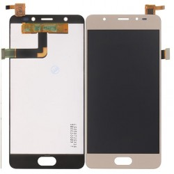 Wiko View Prime Complete Replacement Screen Gold Color