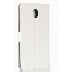 Samsung Galaxy J7 Pro White Wallet Case