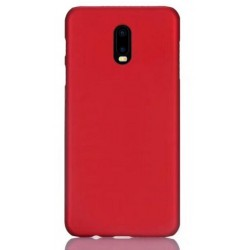 Coque De Protection Rigide Pour Samsung Galaxy J7 Pro - Rouge