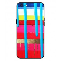 Oppo A71 2018 Brushstrokes Cover