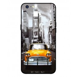 Oppo A71 2018 New York Taxi Cover