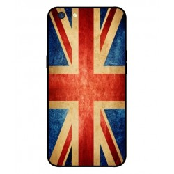 Coque Vintage UK Pour Oppo A71 2018