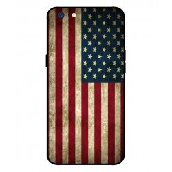 Coque Vintage America Pour Oppo A71 2018