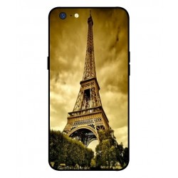 Oppo A71 2018 Eiffel Tower Case