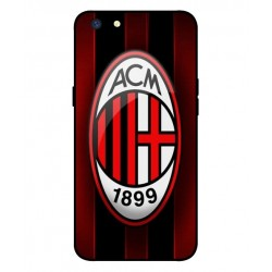Oppo A71 2018 AC Milan Cover