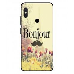 Xiaomi Redmi Note 5 Pro Hello Paris Cover