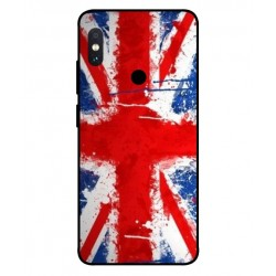 Coque UK Brush Pour Xiaomi Redmi Note 5 Pro