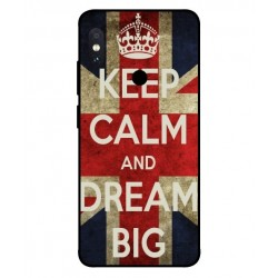 Coque Keep Calm And Dream Big Pour Xiaomi Redmi Note 5 Pro