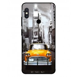Xiaomi Redmi Note 5 Pro New York Taxi Cover