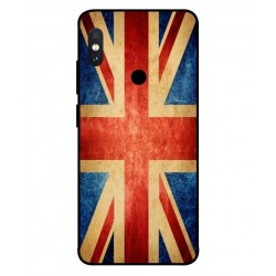 Xiaomi Redmi Note 5 Pro Vintage UK Case