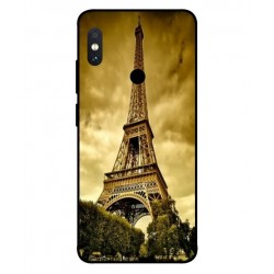 Xiaomi Redmi Note 5 Pro Eiffel Tower Case