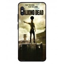 Xiaomi Redmi Note 5 Pro Walking Dead Cover