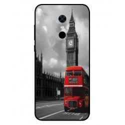 Xiaomi Redmi Note 5 London Style Cover