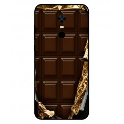Xiaomi Redmi Note 5 I Love Chocolate Cover