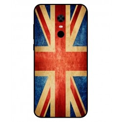 Xiaomi Redmi Note 5 Vintage UK Case