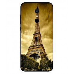 Xiaomi Redmi Note 5 Eiffel Tower Case