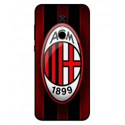 Xiaomi Redmi Note 5 AC Milan Cover