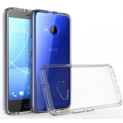 HTC U Play Transparent Silicone Case