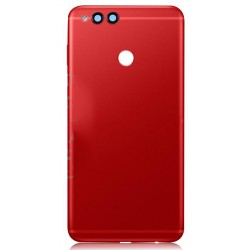 Cache Batterie Rouge Pour Huawei Honor 7X
