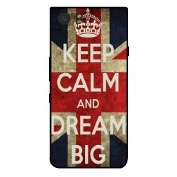 Coque Keep Calm And Dream Big Pour Blackberry KeyOne