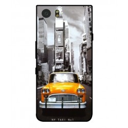 Blackberry KeyOne New York Taxi Cover