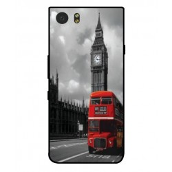 Carcasa London Style Para Blackberry KeyOne