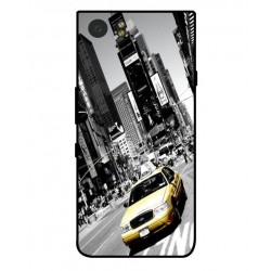 Funda New York Para Blackberry KeyOne