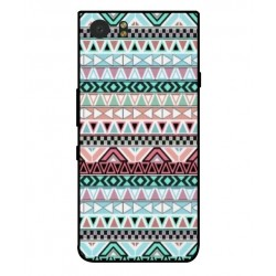 Coque Broderie Mexicaine Pour Blackberry KeyOne